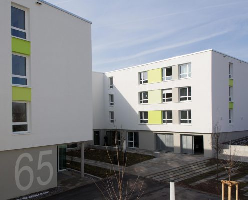 Wohnheim Pestalozzistraße 65