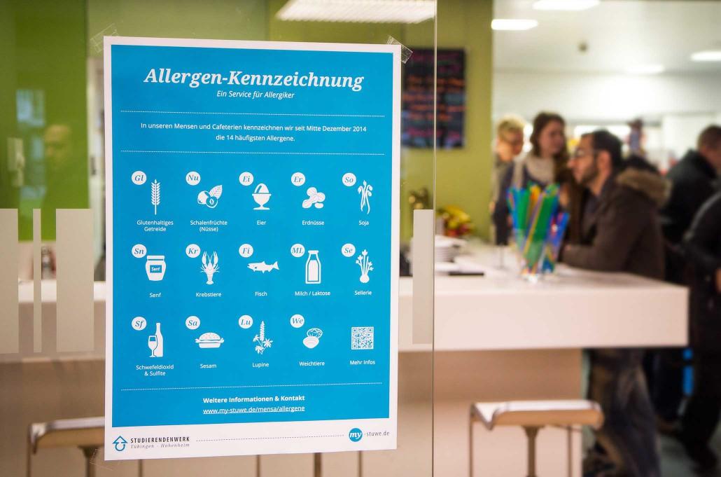 Allergenkennzeichnung