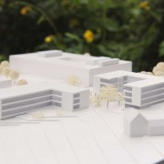 Wohnheim Reutlingen Modellbild