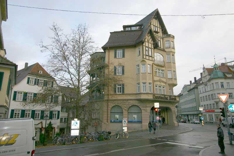 Wohnheim Tübingen - Am Lustnauer Tor 1