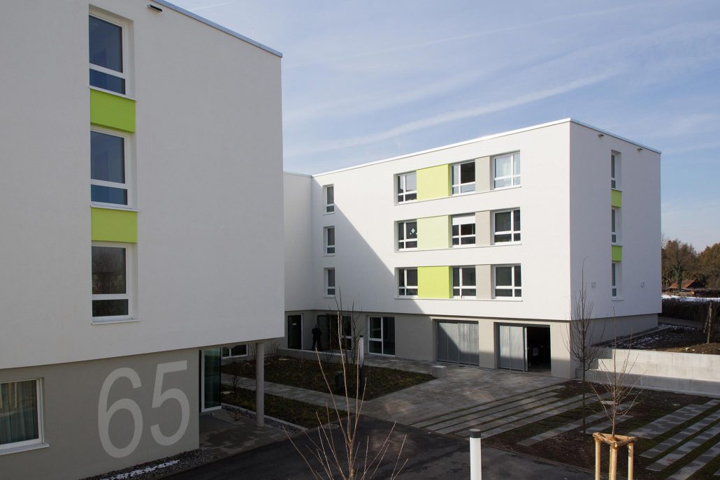 Pestalozzistraße 63 Und 65 Studierendenwerk Tübingen Hohenheim