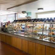 Cafeteria Clubhaus Ausgabetheke