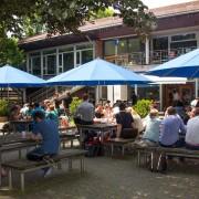 Cafeteria Clubhaus - aussen