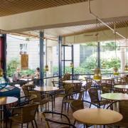 Cafeteria Theologikum innen