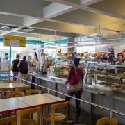 Cafeteria Wilhelmstrasse Ausgabetheke 02