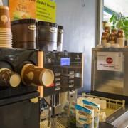 Cafeteria Wilhelmstrasse Kaffeestation