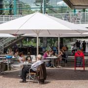 Cafeteria Wilhelmstrasse aussen