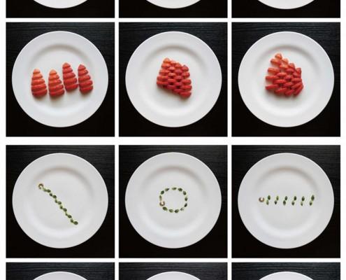 Food-Design-Erdbeeren