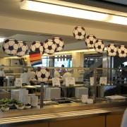 Kulinarische WM-Wochen Mensa Wilhelmstrasse Tuebingen