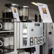Mensa Albstadt Kaffeestation