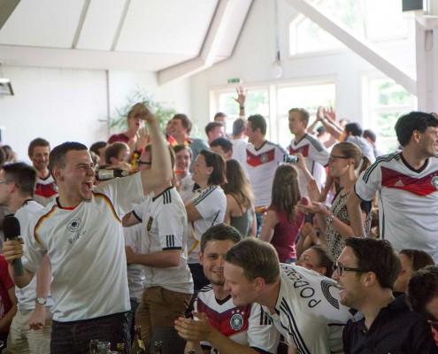 Public Viewing Hohenheim WM 2014 - 06