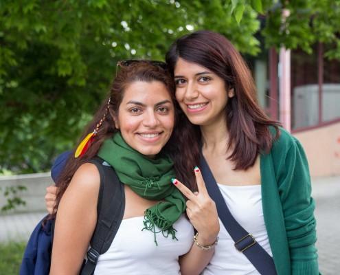 Public Viewing Hohenheim WM 2014 - 12