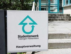Studentenwerk Tübingen-Hohenheim - Hauptverwaltung - Kontakt