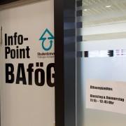Eröffnung BAföG-InfoPoint Morgenstelle
