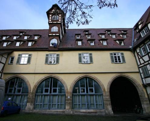 Wohnheim Tübingen - Pfleghofstraße 2