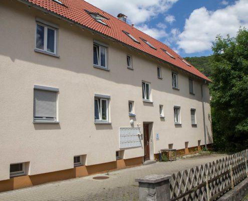 Wohnheim Geislingen - Kantstraße 3 - Außenansicht