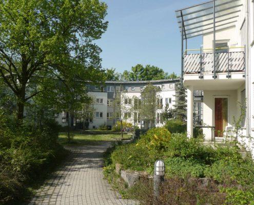 Wohnheim Hohenheim - Egilolfstraße 53-59