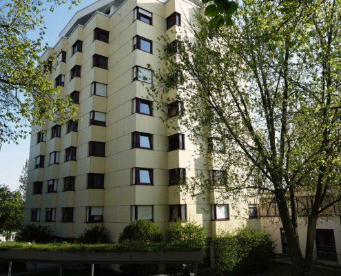 Wohnheim Hohenheim - Schwerzstraße 1