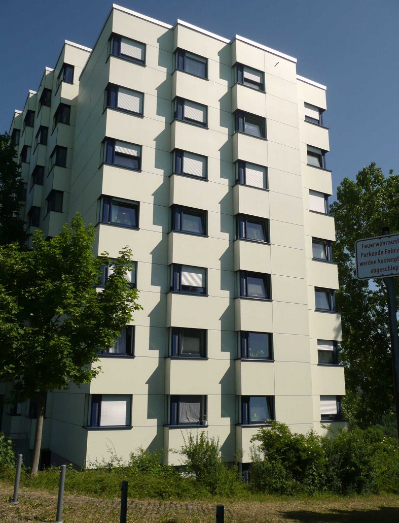 Wohnheim Hohenheim - Schwerzstraße 2-3