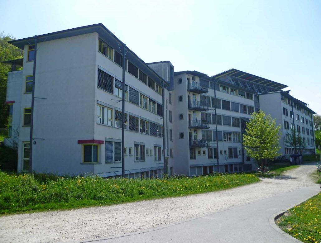 Wohnheim Nürtingen - Schelmenwasen 10