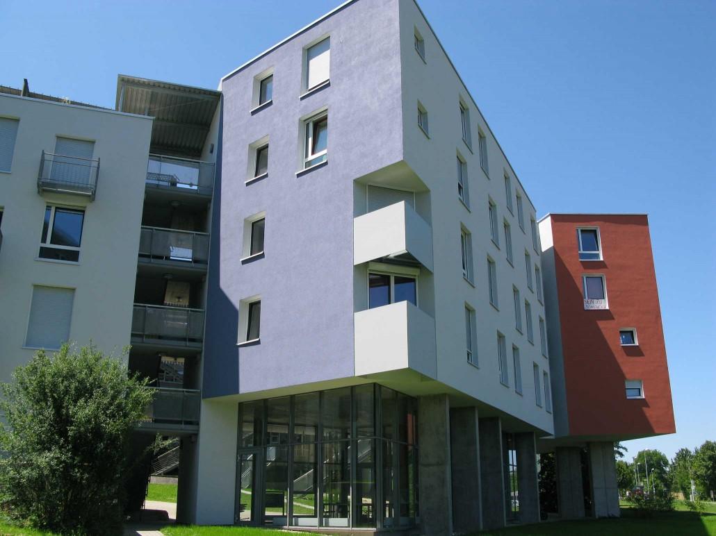 Wohnheim Reutlingen - Pestalozzistraße 41