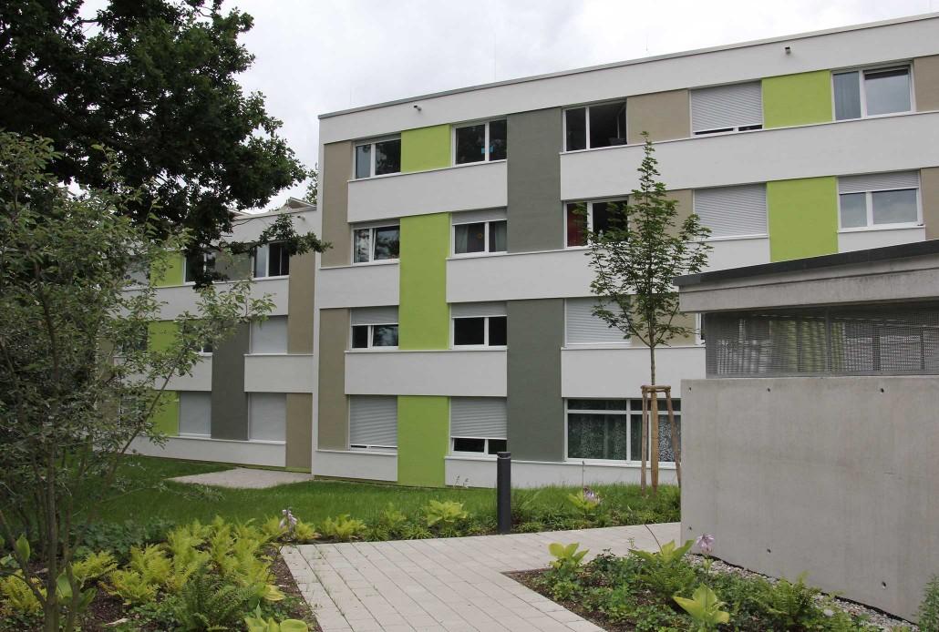 Wohnheim Sigmaringen - Schäferweg 30