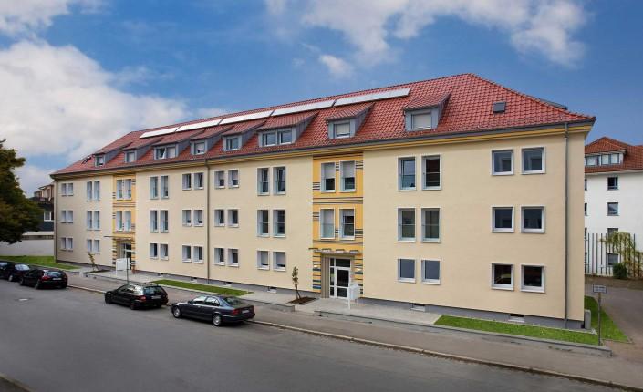 Wohnheim Tübingen - Eugenstraße 55-57