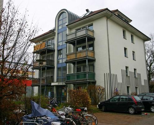 Wohnheim Tübingen - Eugenstraße 57/3