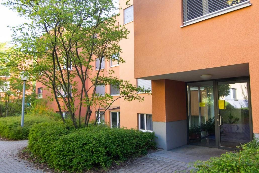 Wohnheim Tübingen - Fichtenweg 28