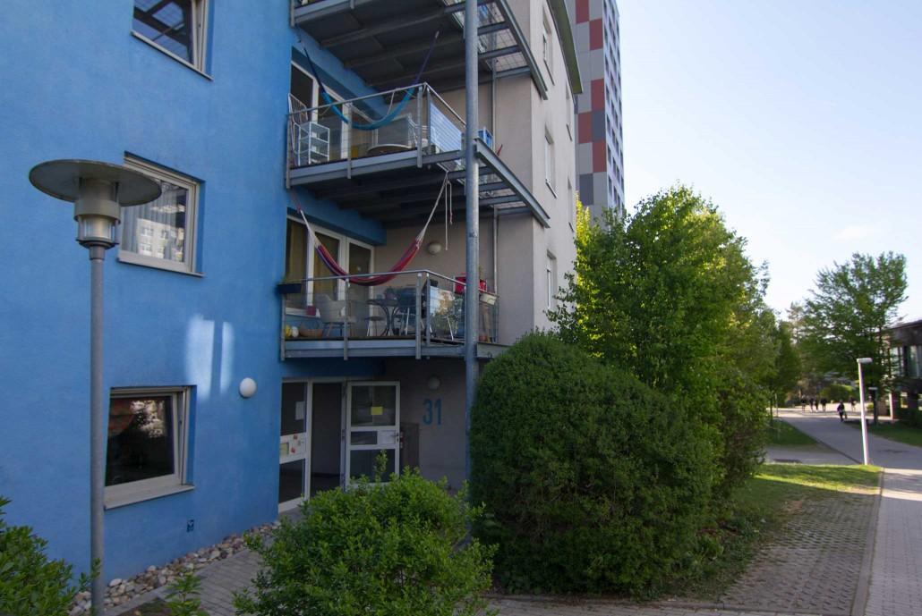 Wohnheim Tübingen - Fichtenweg 29, 31