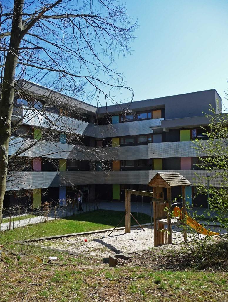 Wohnheim Tübingen - Fichtenweg 9