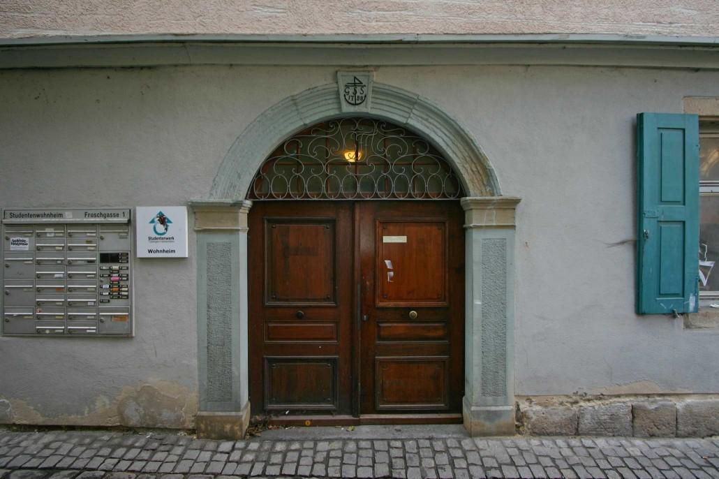 Wohnheim Tübingen - Froschgasse 1