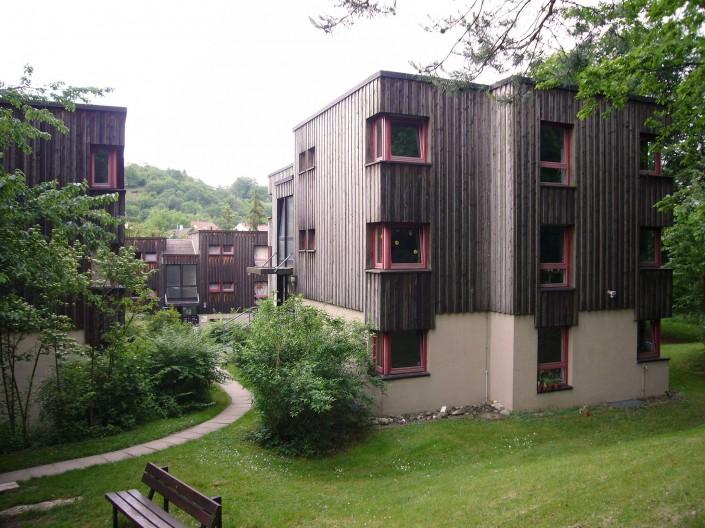 Wohnheim Tübingen - Geissweg 15-23
