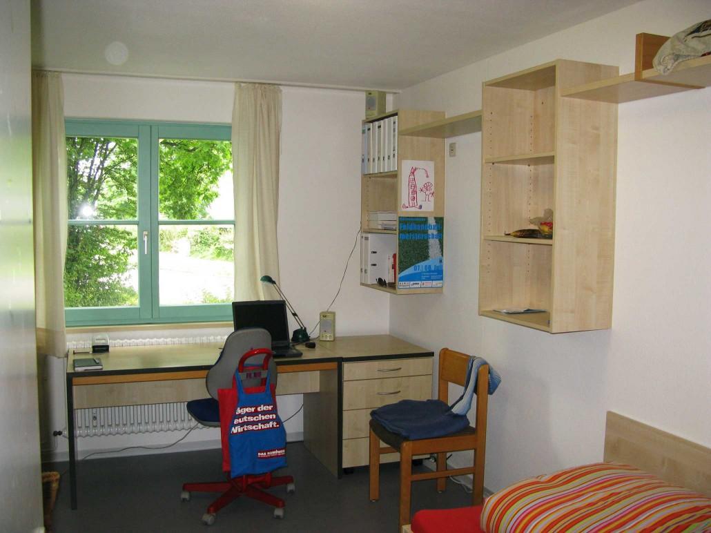 Wohnheim Tübingen - Hartmeyerstraße 2/4