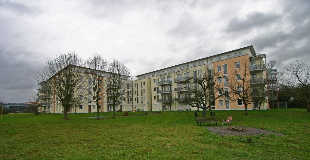 Wohnheim Tübingen - Konrad-Adenauer-Straße 46-52