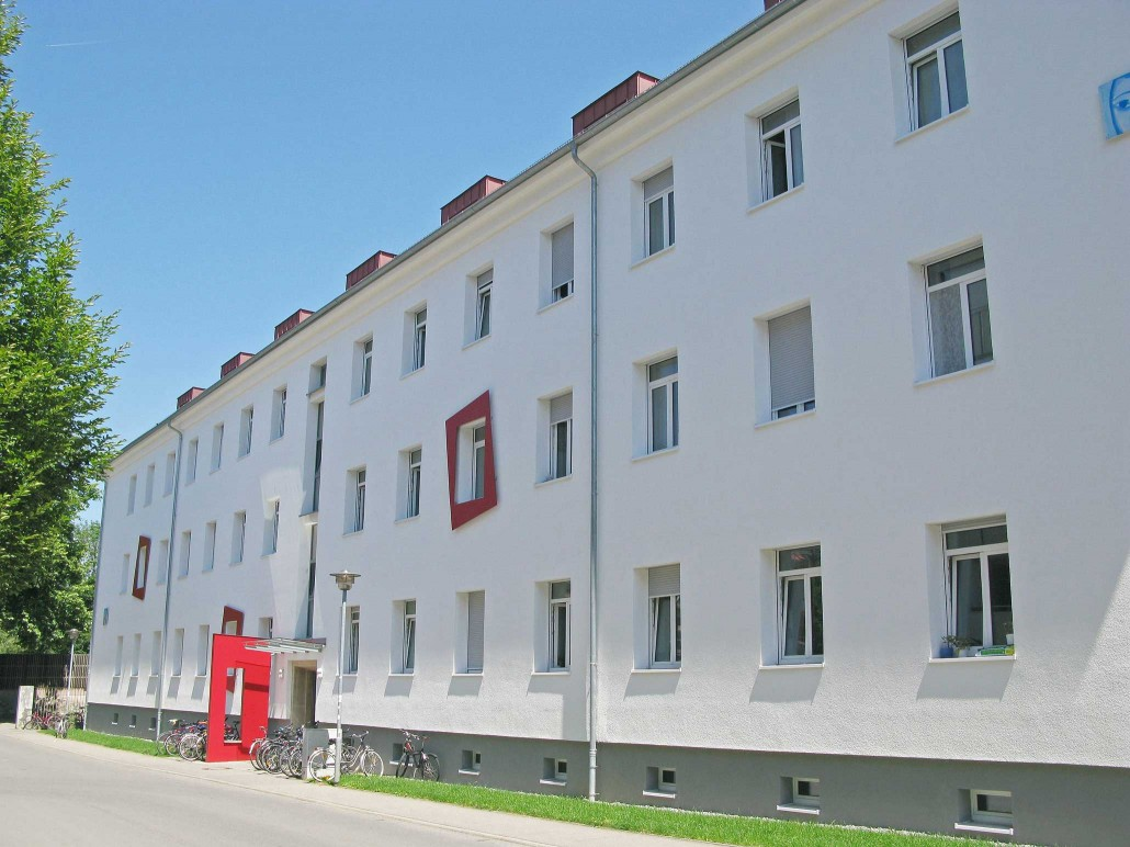 Wohnheim Tübingen - Landkutschersweg 4, 6, 10