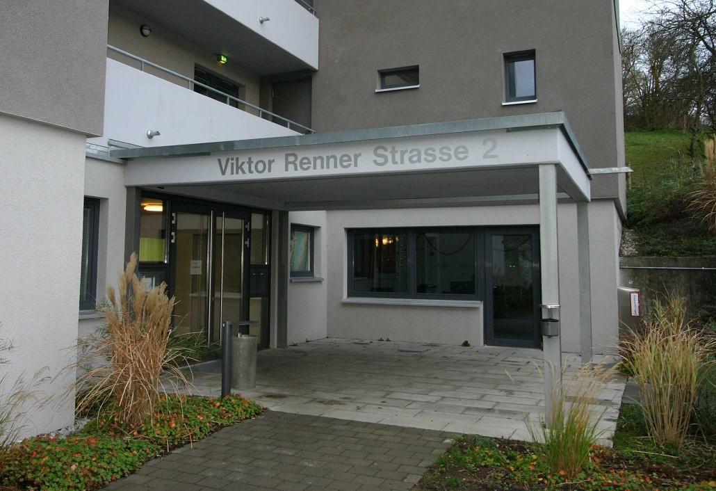 Wohnheim Tübingen - Viktor-Renner-Straße 2