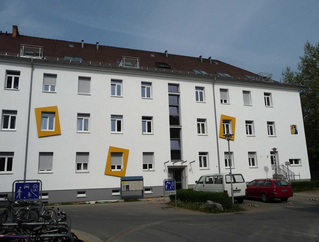 Wohnheim Tübingen - Wankheimer Täle 9