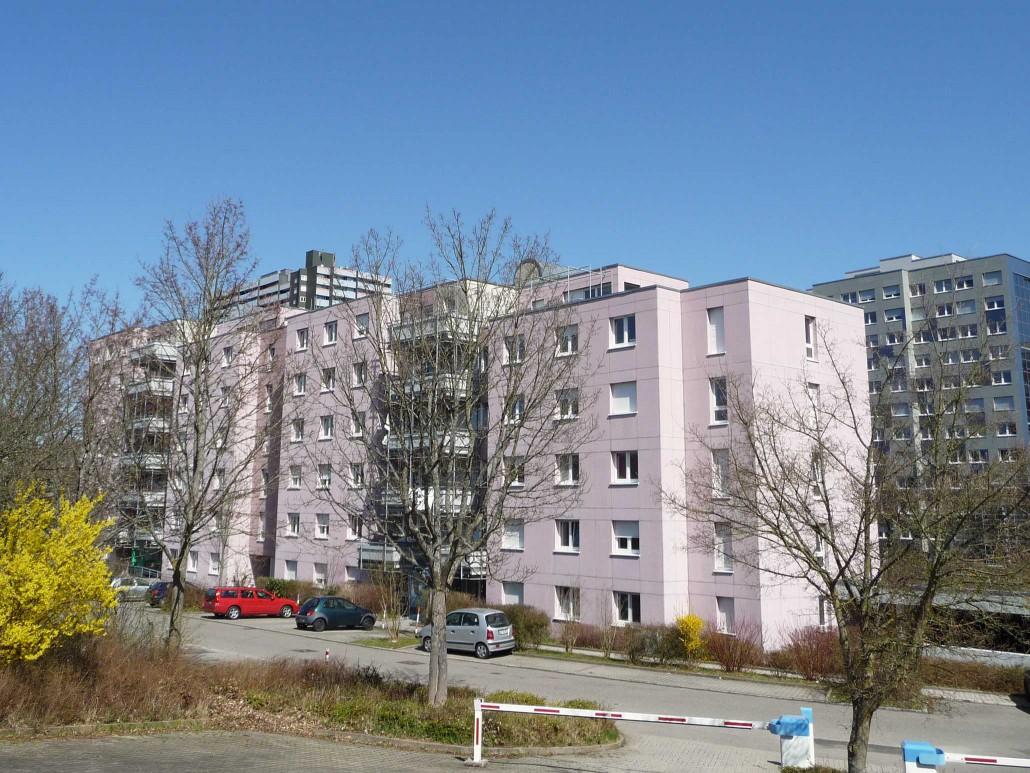 Wohnheim Tuebingen - Fichtenweg 1