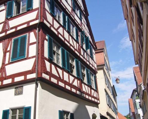 Wohnheime Tübingen - Münzgasse 7