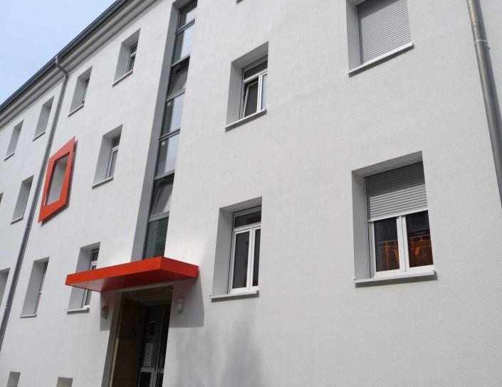 Wohnheim Tübingen - Provenceweg 1, 7, 9